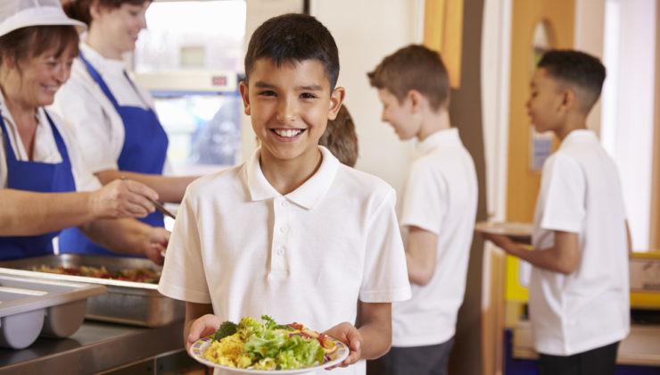 Educar niños alimentación sana
