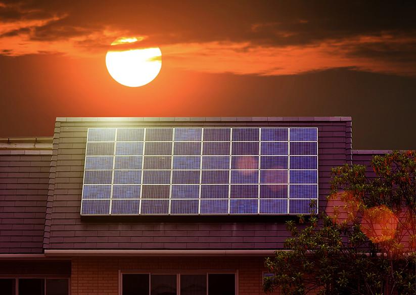 Generar energ a en los tejados poblaciones que podr an for Tejados solares