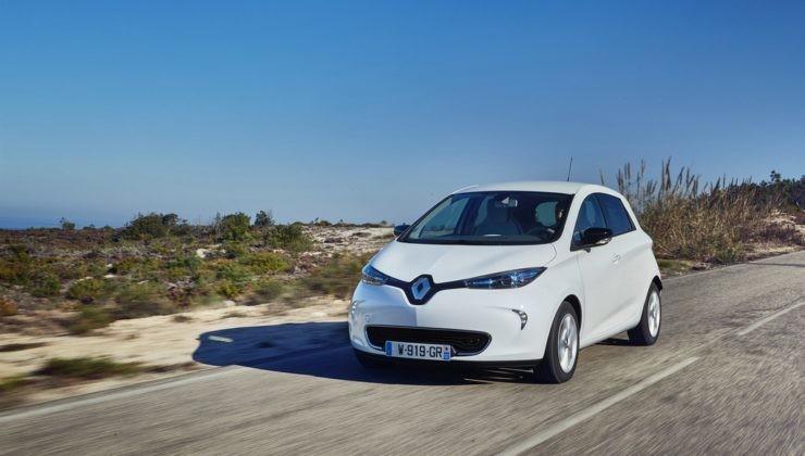 alquilar coche eléctrico