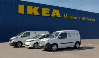 Renault Mobility e IKEA fomentan la movilidad sostenible