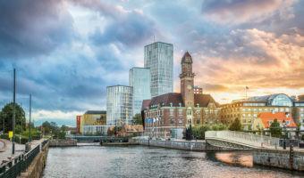 Tecnología y conciencia ecológica: la fórmula para que la ciudad sueca de Malmö sea 100% sostenible