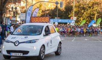 Únete al reto de Renault Runners y corre por una movilidad sostenible