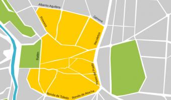 Guía para entrar con el coche en el Área Central Cero Emisiones de Madrid