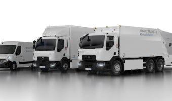 Renault apuesta por el transporte urbano de mercancías con un nuevo camión 100% eléctrico