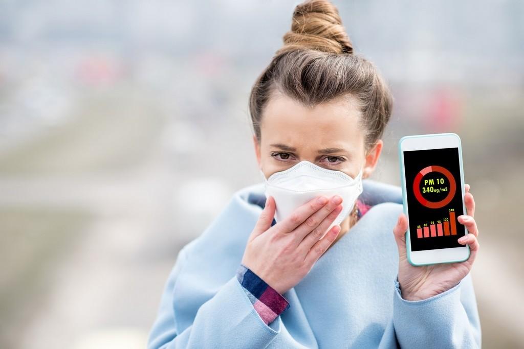 medir la contaminacion