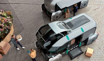Renault EZ-PRO: así es el concept eléctrico, autónomo y robotizado que revolucionará el reparto de última milla