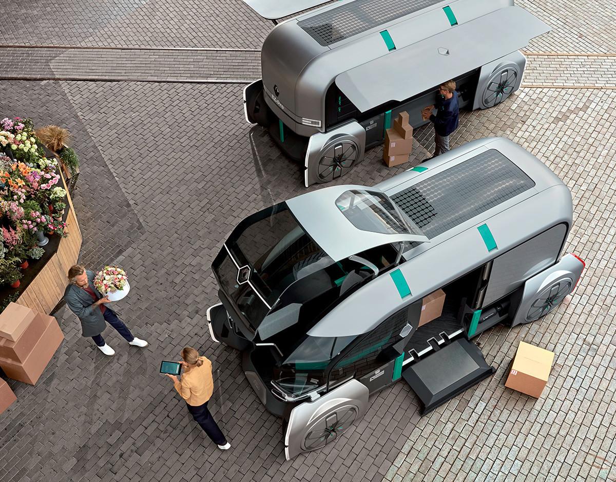 Renault EZ-PRO