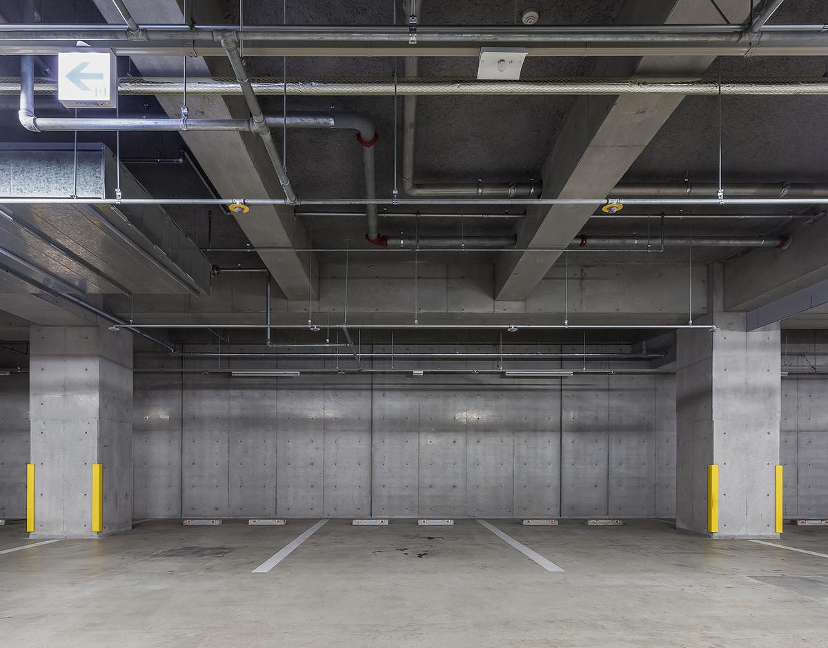 garajes movilidad disruptiva