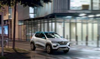 Renault K-ZE: Renault anuncia un nuevo SUV 100% eléctrico asequible y urbano