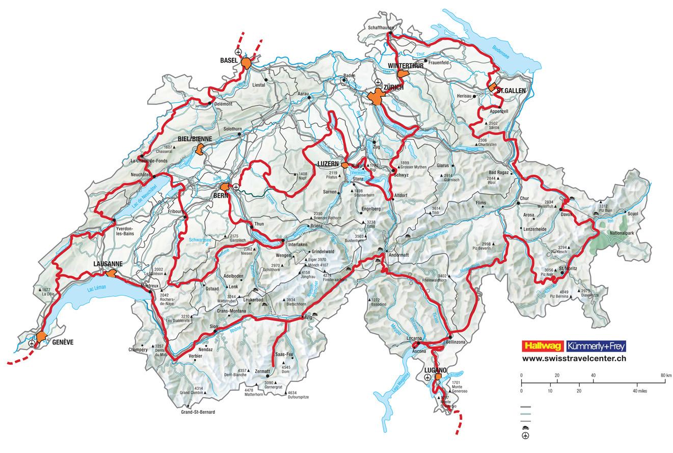 gran ruta suiza