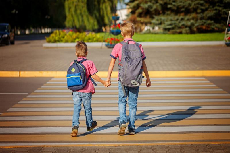 movilidad infantil segura