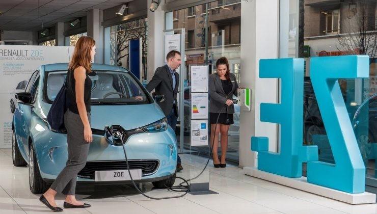 ayudas compra coche electrico