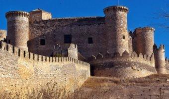 Diez castillos muy cerca de Madrid para visitar en fin de semana