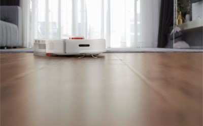 La función fregado del robot aspirador se perfecciona: ¿qué tiene que tener para que sea eficaz?
