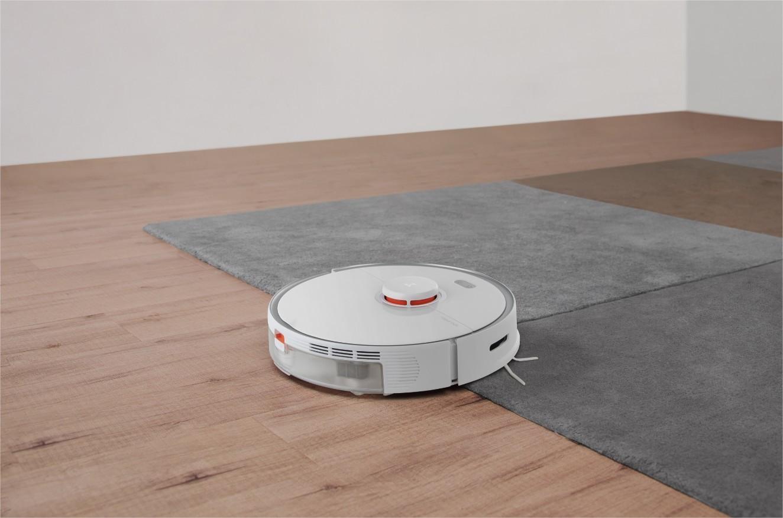 robot limpiador alfombras