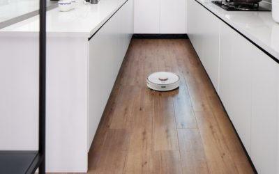 Conocerá tu casa mejor que tú: este robot aspirador es capaz de calcular la ruta más rápida y corta para dejarla totalmente limpia