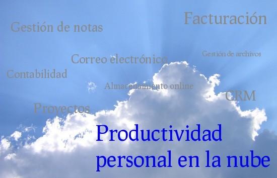 Cómo aprovechar la nube para gestionar la productividad personal