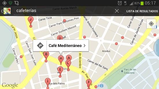 La estrategia en Google Maps, cada día más importante para la empresa