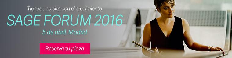Sage Forum 2016