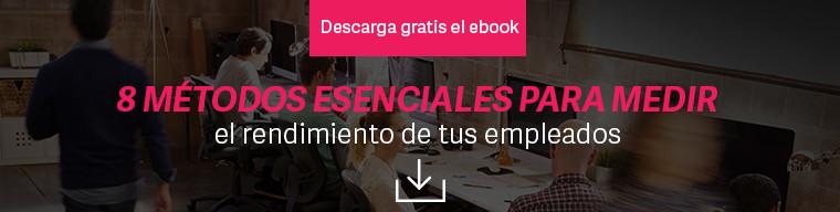 eBook 8 metodos medir desempeño empleados