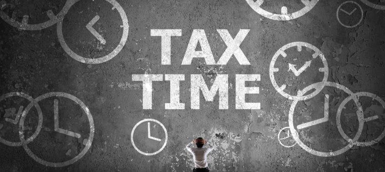 Tiempo de impuestos