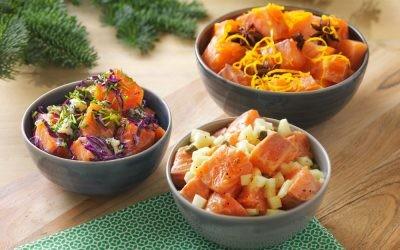 Con estas recetas de la dieta mediterránea, tendrás la sensación de estar navegando por los fiordos