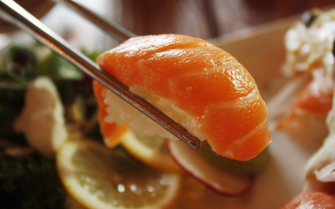 Cinco maneras de preparar el sushi más delicioso con salmón noruego