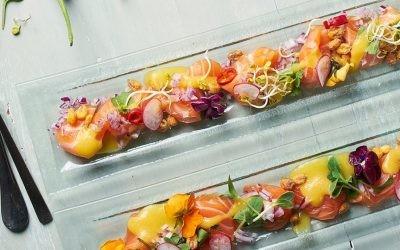 14 ideas para preparar cenas de verano sanas, ligeras y sabrosas con salmón noruego