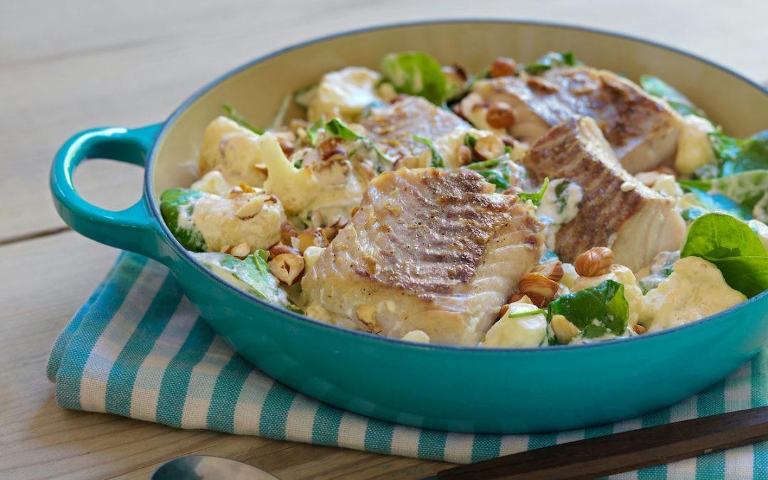 Seis recetas fáciles y sabrosas para incluir más pescado en el menú semanal