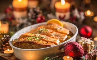 Cinco menús originales para Navidad con salmón noruego como ingrediente inesperado