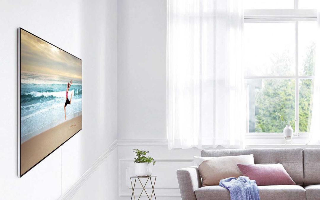 ¿Qué se encierra dentro de los actuales TV extrafinos?