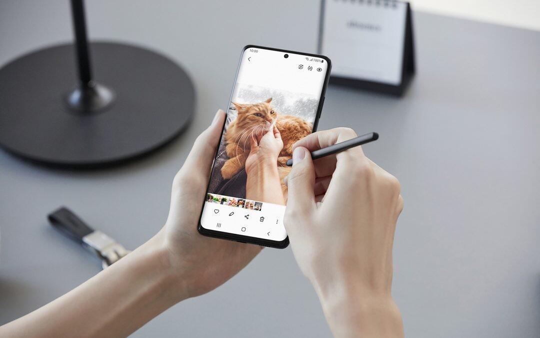 Lo que el S Pen mejora a la hora de interactuar con la pantalla del teléfono en 12 ejemplos