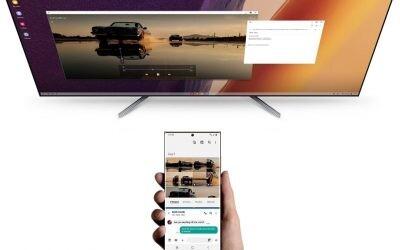 Ocho escenarios que muestran por qué es una buena idea conectar el móvil con Samsung DeX a un monitor o televisor