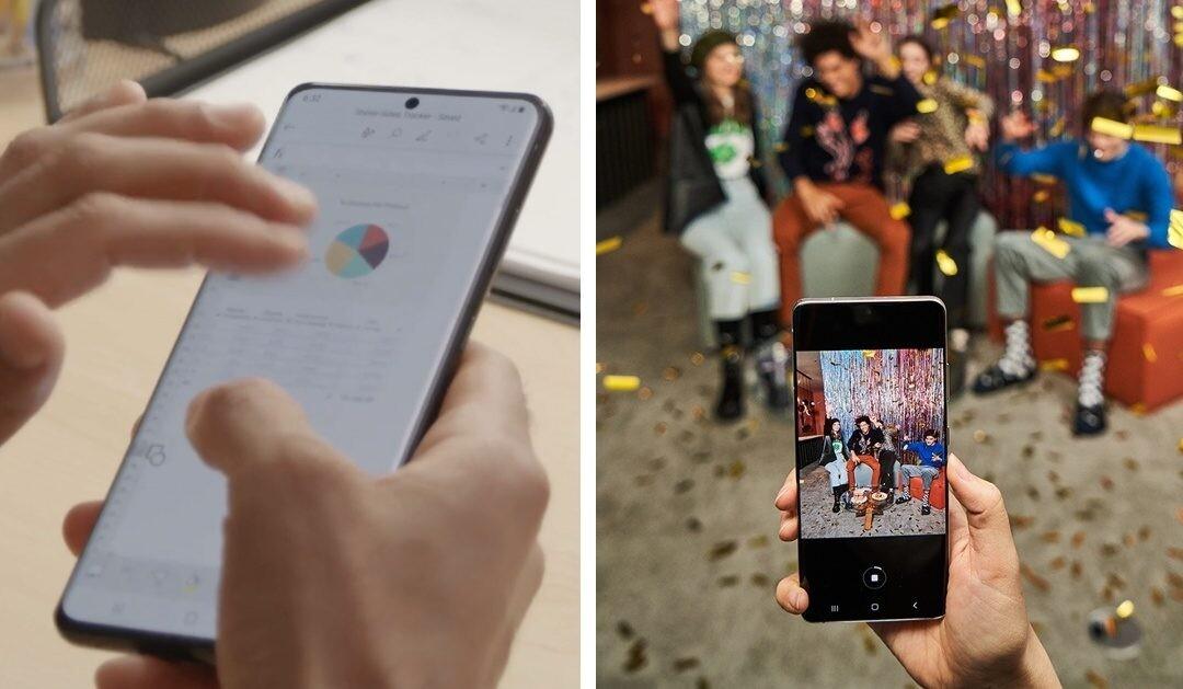 Dos escenarios y un solo móvil: cómo aprovechar la potencia de un smartphone para un uso profesional o uno doméstico