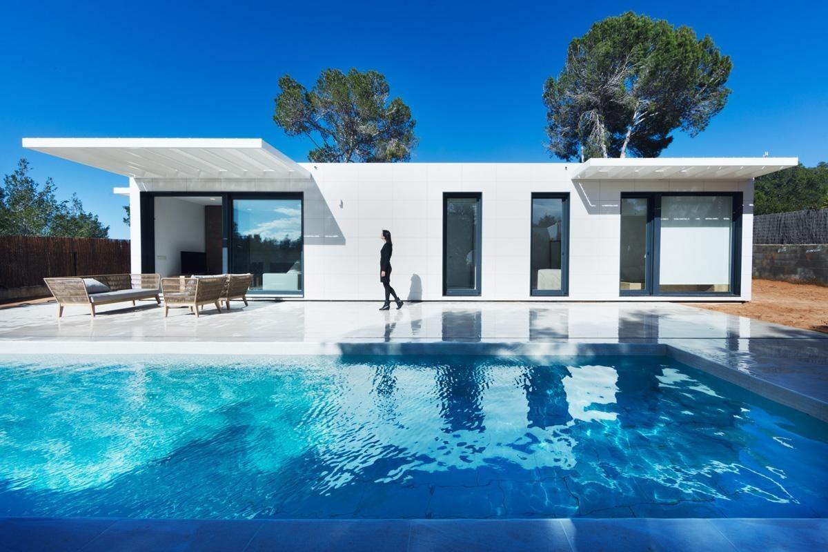 Casa modular de Inhaus