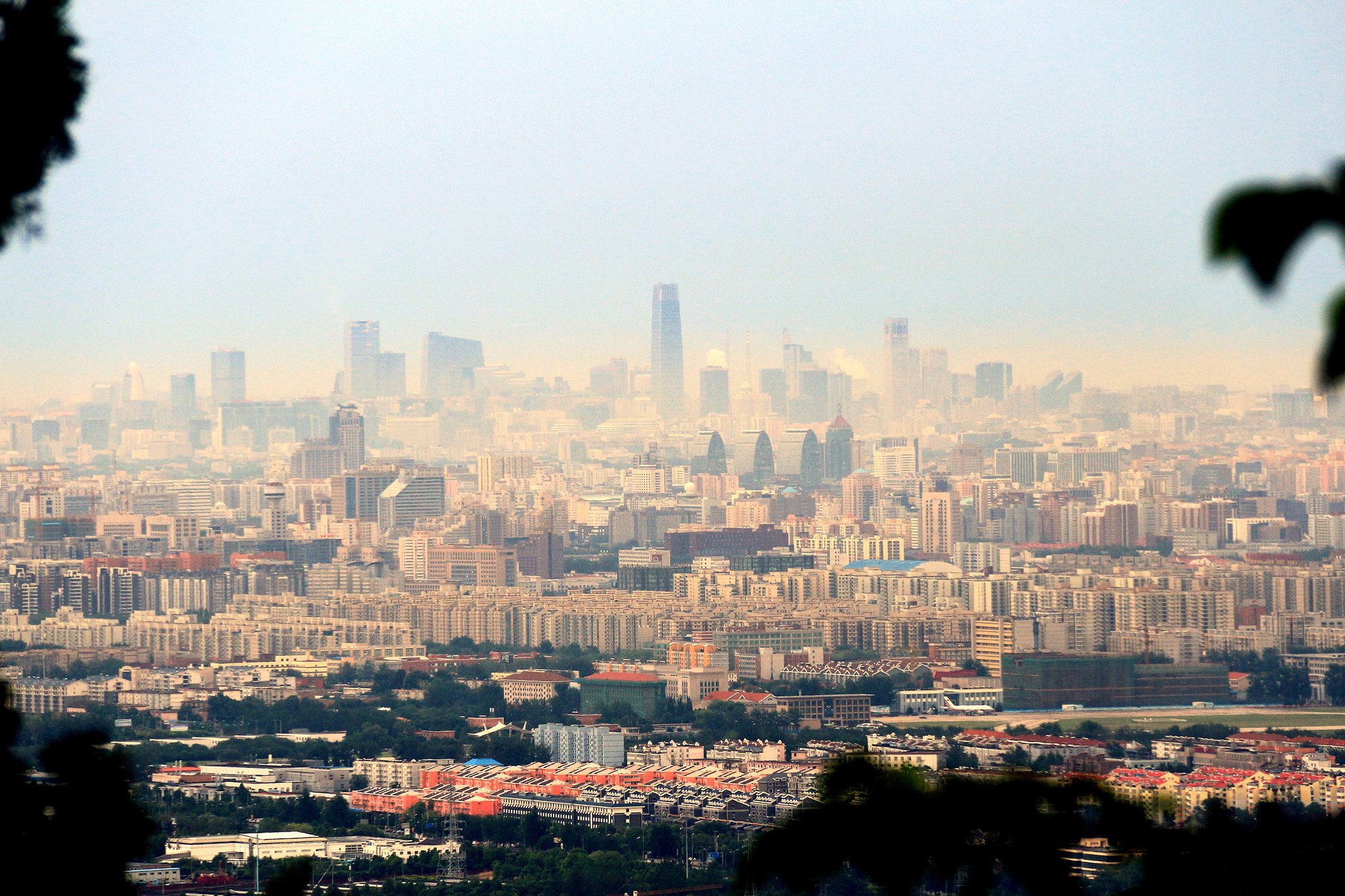 Xiong'an, en China, es un ejemplo de la creación de una ciudad desde cero.