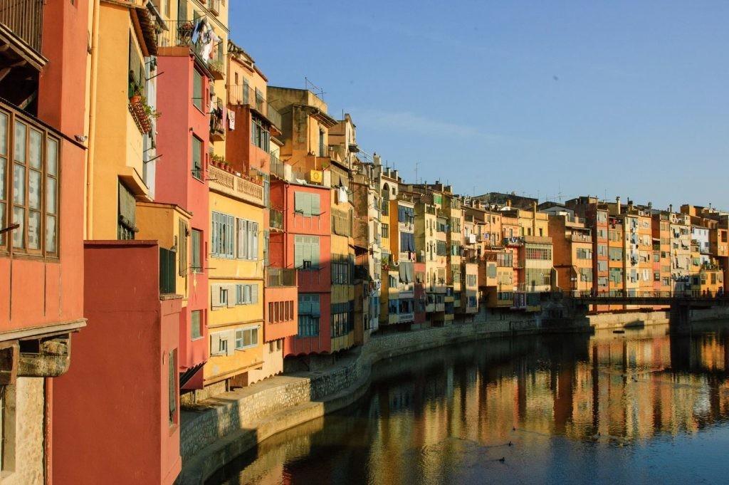 Girona es una ciudad que destaca por su calidad de vida desde hace años.