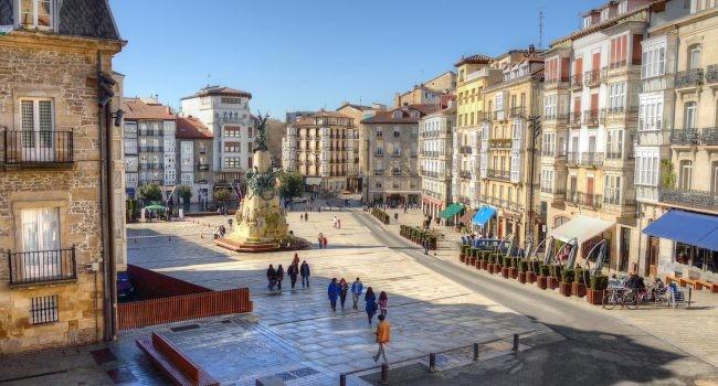 Vitoria es una de las pequeñas y medianas ciudades españolas que destacan por su calidad de vida.