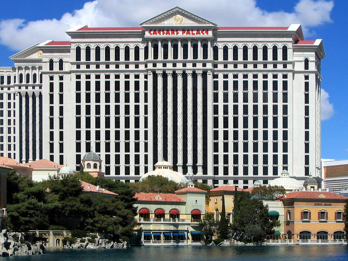 Caesars Palace Hotel El Reino de Don Quijote