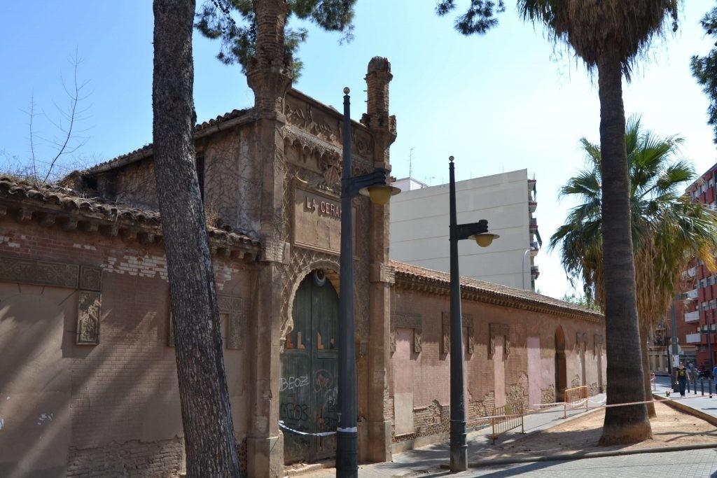 La Fábrica de la Ceramo acogerá un centro cultural.