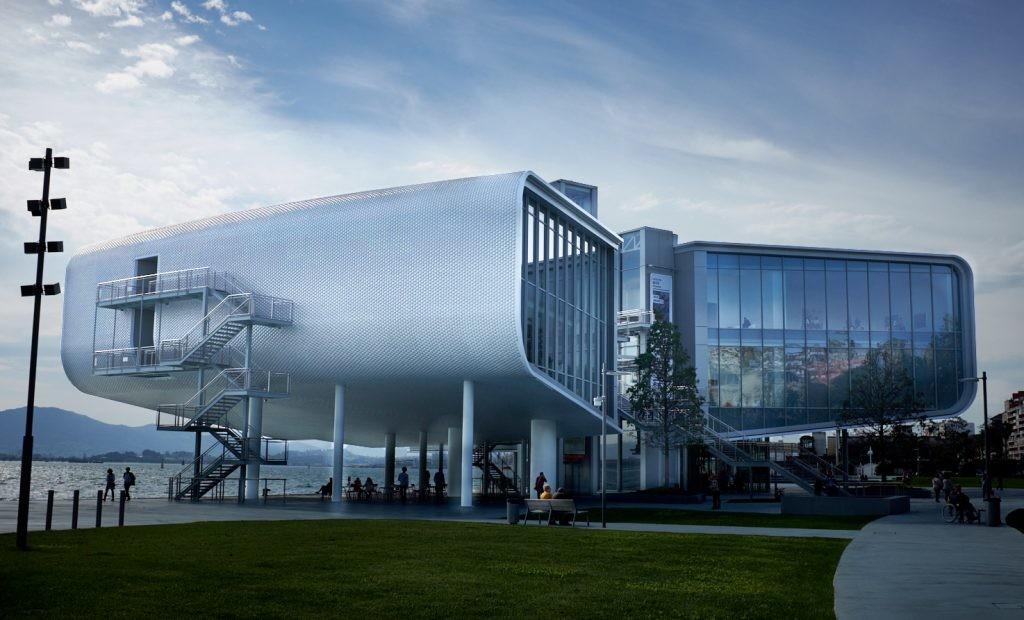 El Centro Botín ha dado un giro a la vida cultural de Santander.