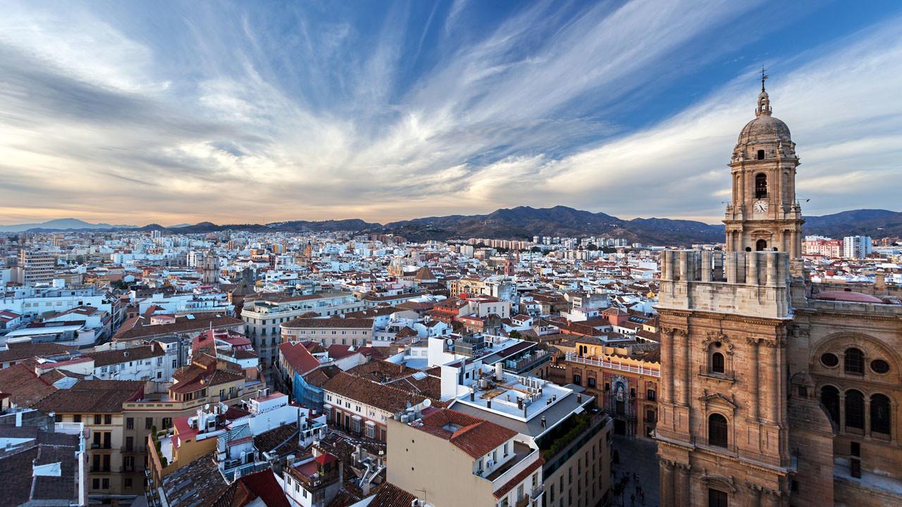 Málaga panorámica