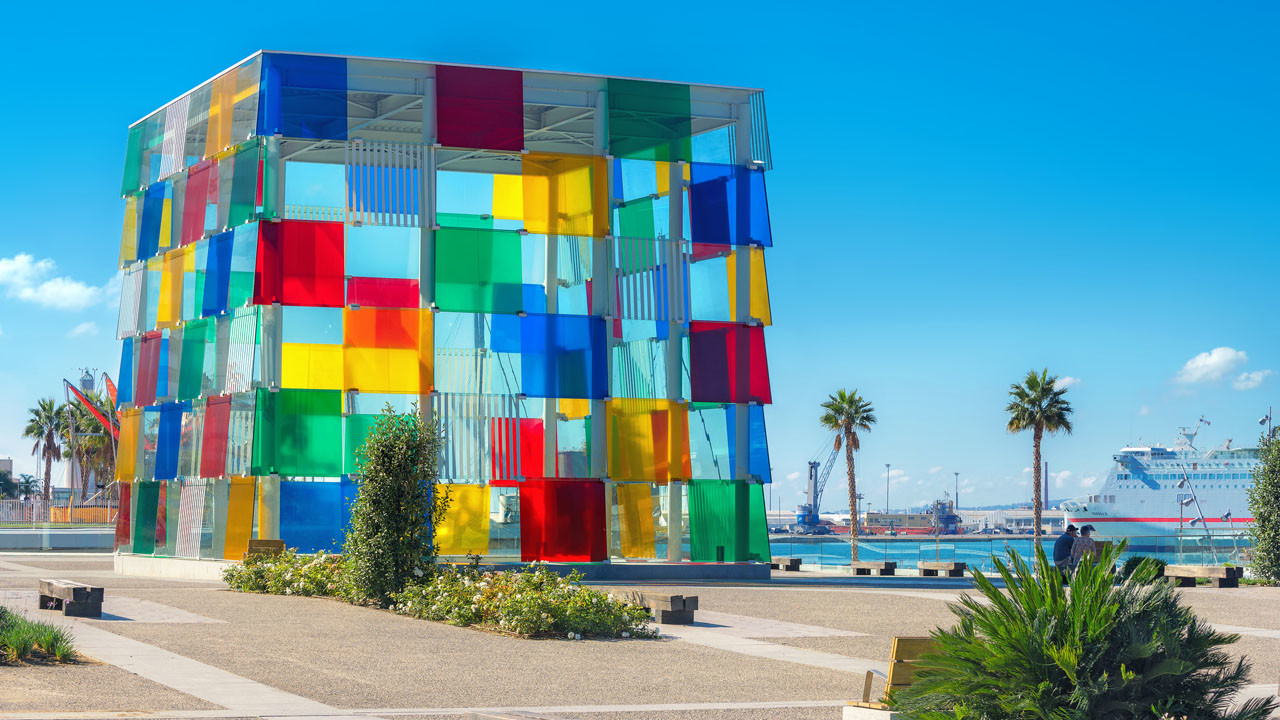 Pompidou Málaga