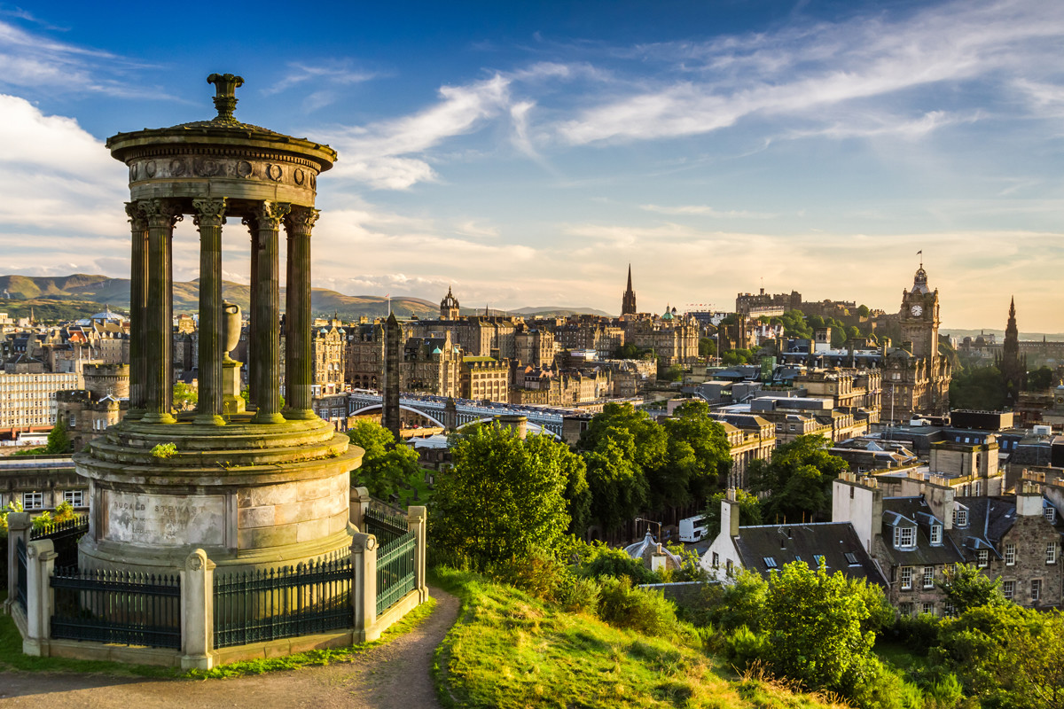 Edimburgo ciudad sostenible