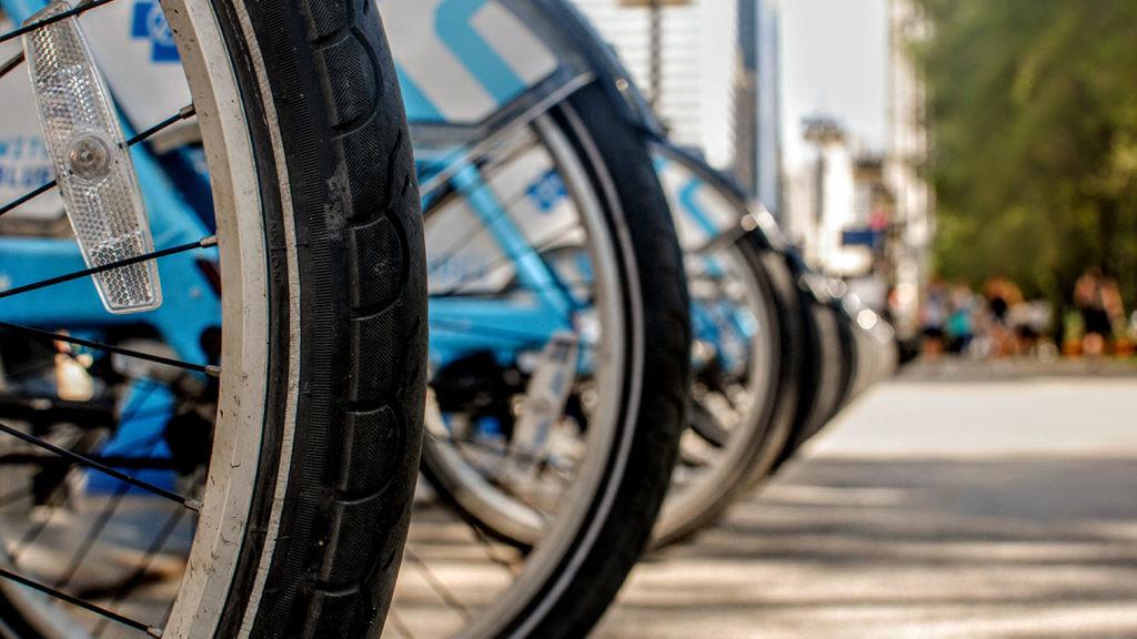 Car sharing, alquiler de bicicletas... compartir puede transformar una ciudad.