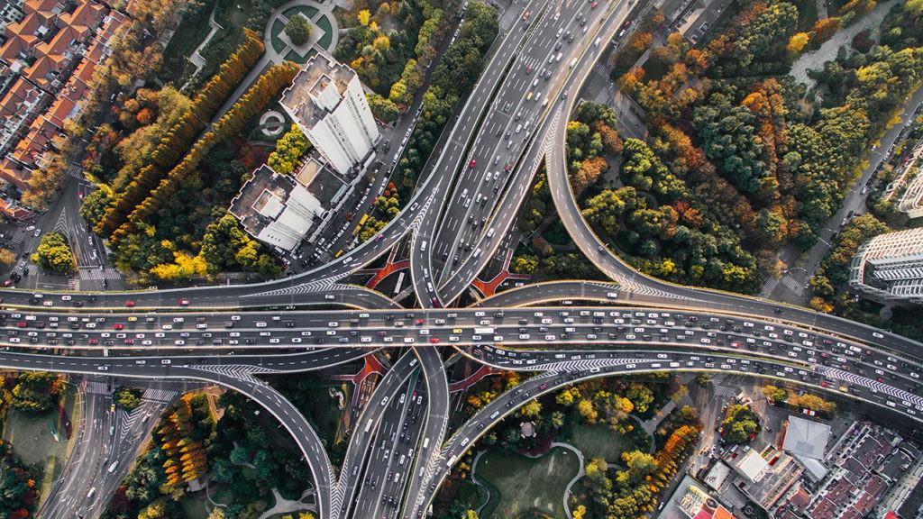 El car sharing puede reducir el nivel del tráfico.
