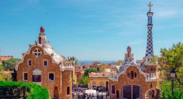 Parc Guell Gaudi historias ciudades arquitectos
