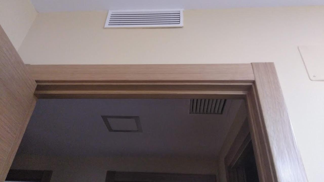 rejilla conductos calefaccion ahorro energia vivienda