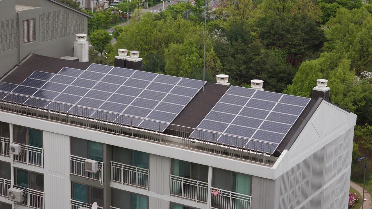 paneles solares tejado comunidad de vecinos