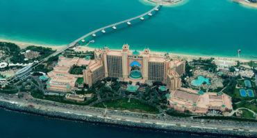 Terreno ganado al mar en Dubái
